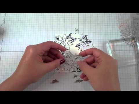 Stampin' Up! Reason for the Season Christmas Card Video Tutorial! – Episode 424