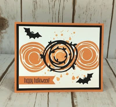 LOTS of Halloween Cards to Share from the Holiday Catalog!