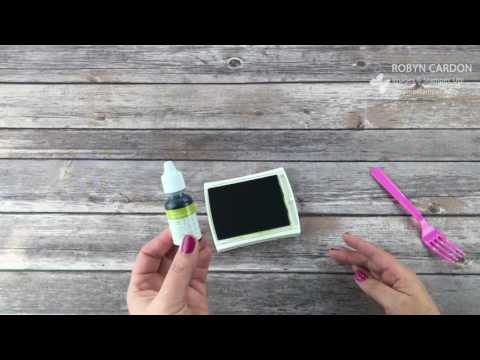 12 Days of Christmas – Day 9 – How to Reink Your Ink Pad
