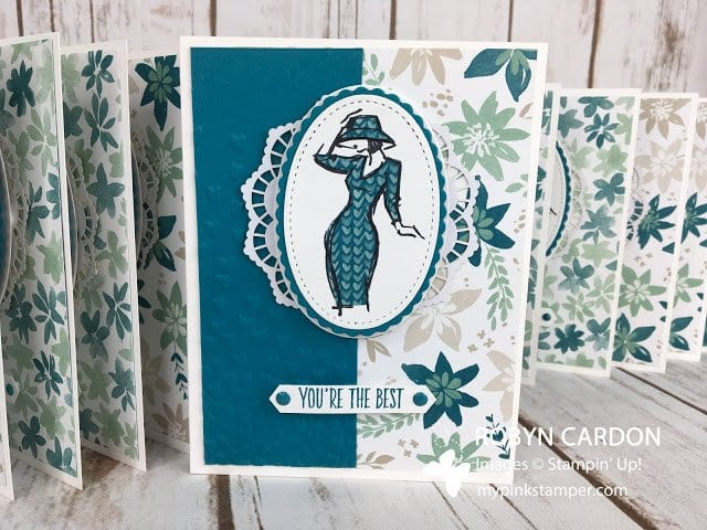 Stampin' Up! Beautiful You Elegant Cards