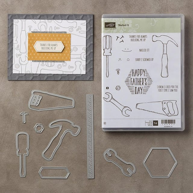 Stampin' Up! Build It Bundle Giveaway and AWESOME Promotion!