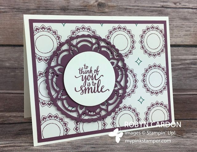 Day 6 & Day 7 – A Card a Day in May Giveaway & Winner!