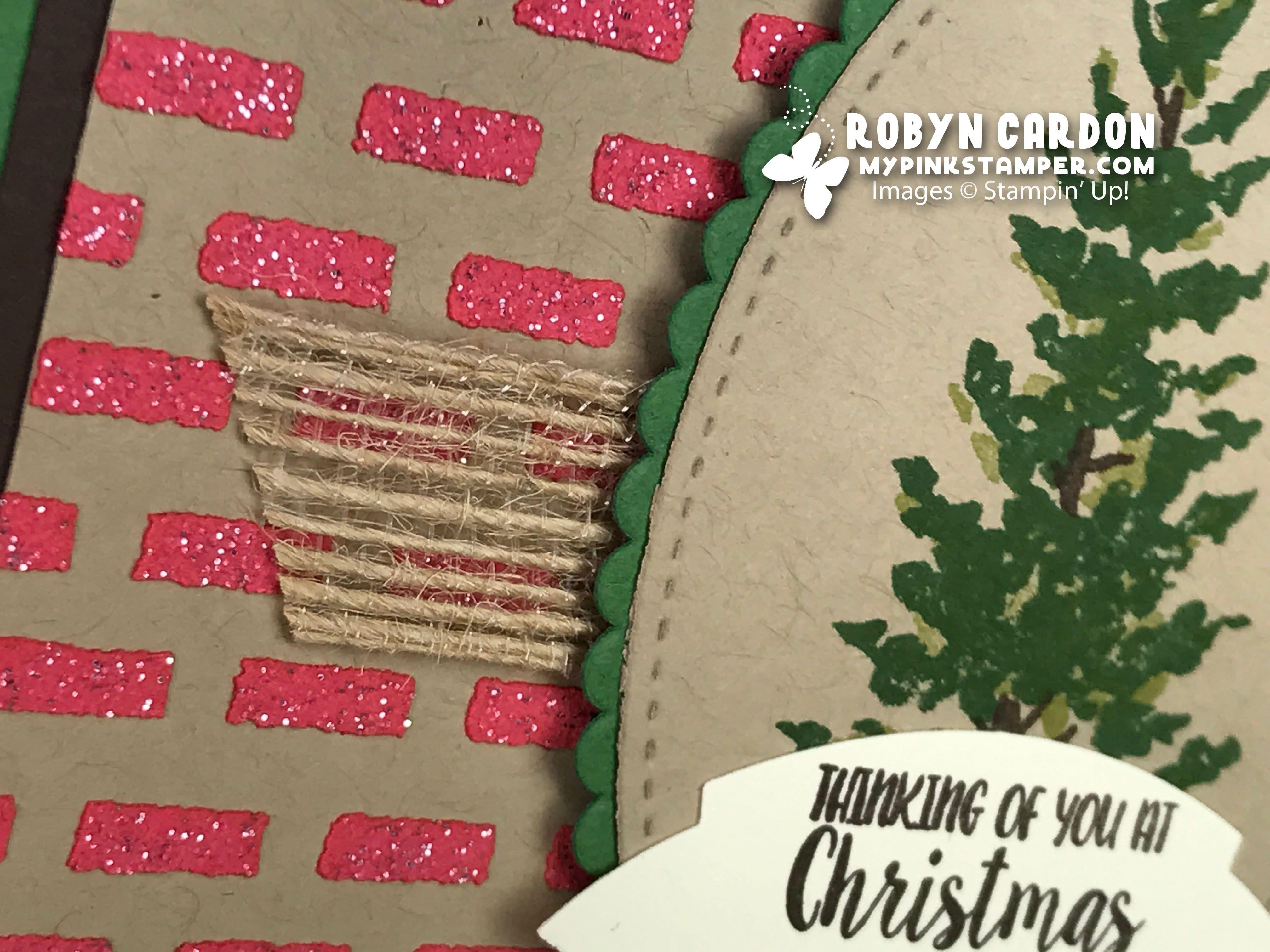 Season Like Christmas Embossing Paste Tinted Card – Episode 604!