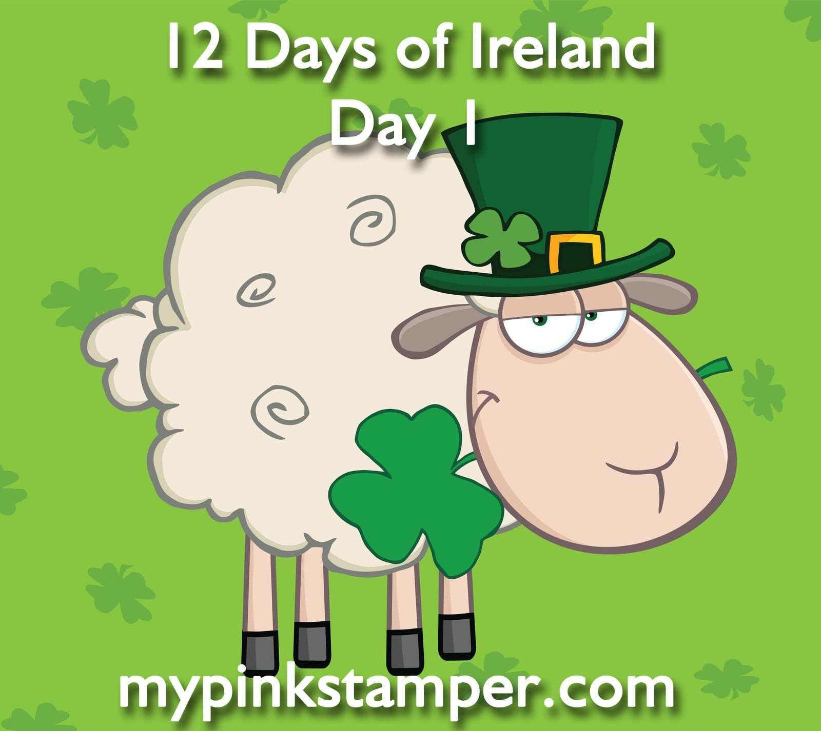 12 Days of Ireland – Day 1 Giveaway!