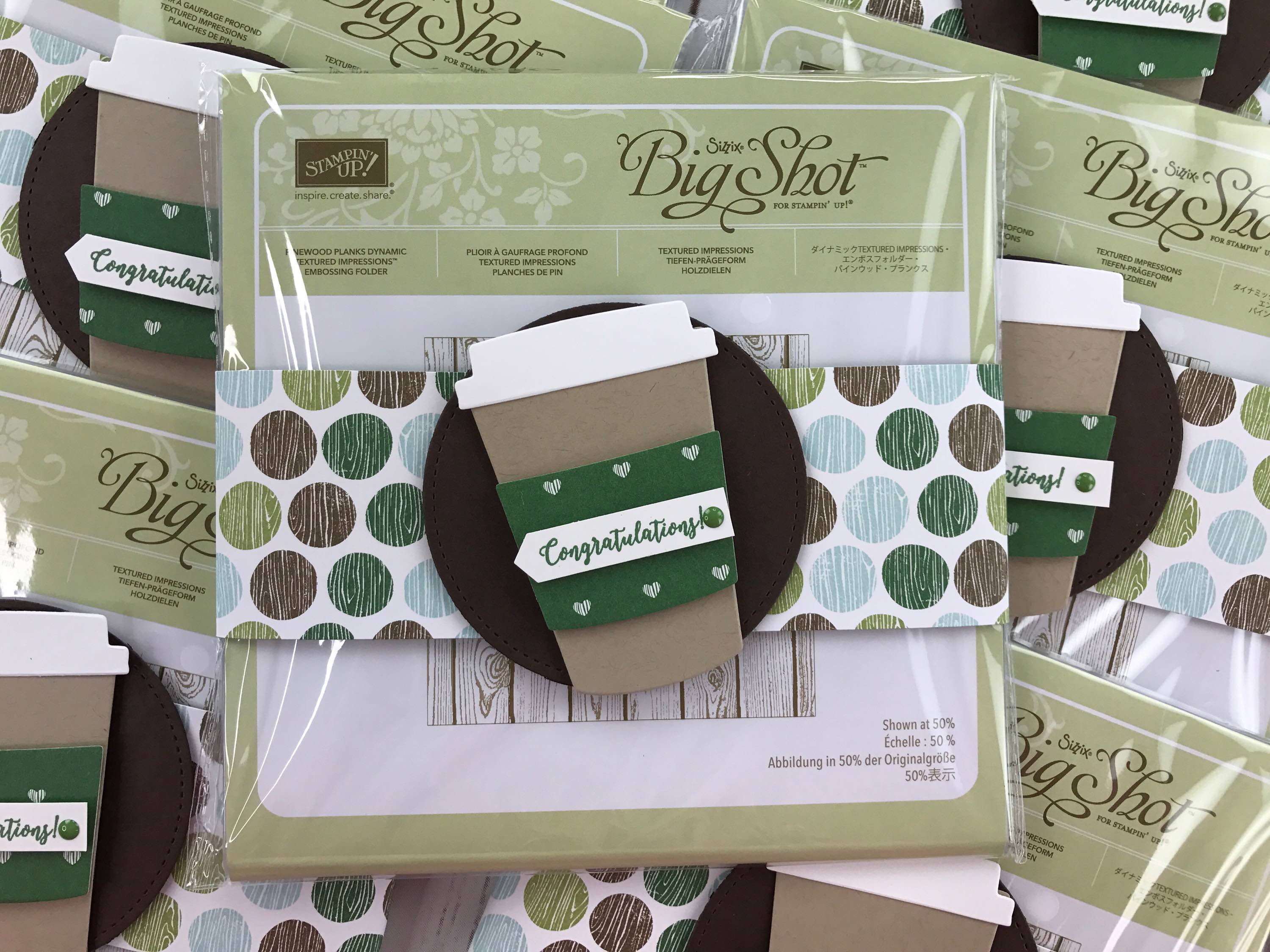 Quick & Easy Gift Packaging with Coffee Cups – Video Tutorial!