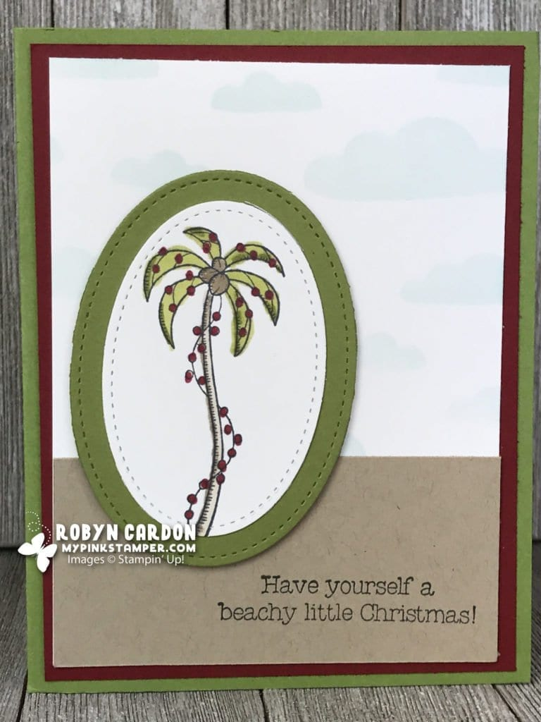 Stampin' Up!, Beachy Little Christmas