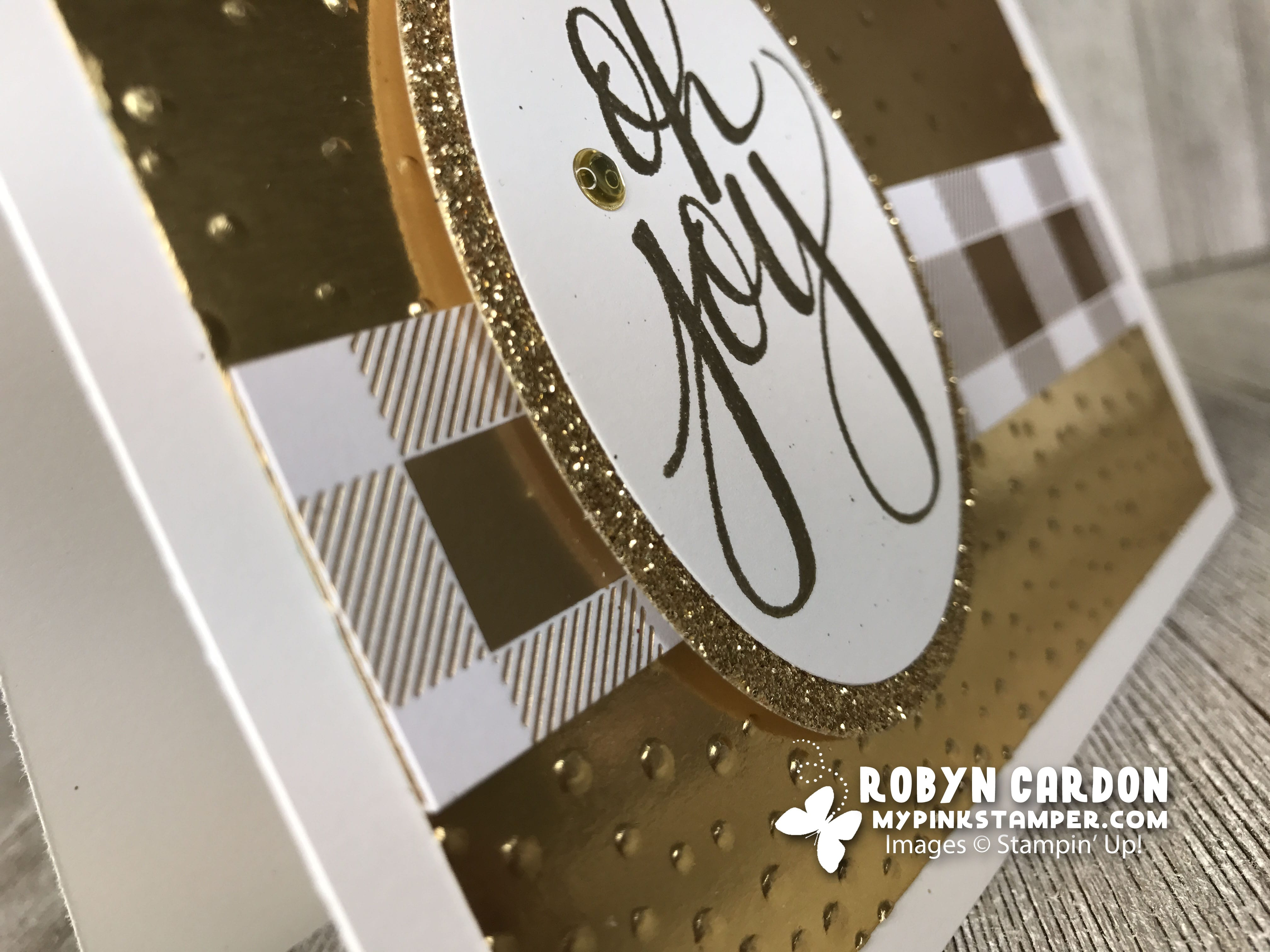 Stampin' Up! Watercolor Christmas Video Tutorial! – Episode 614