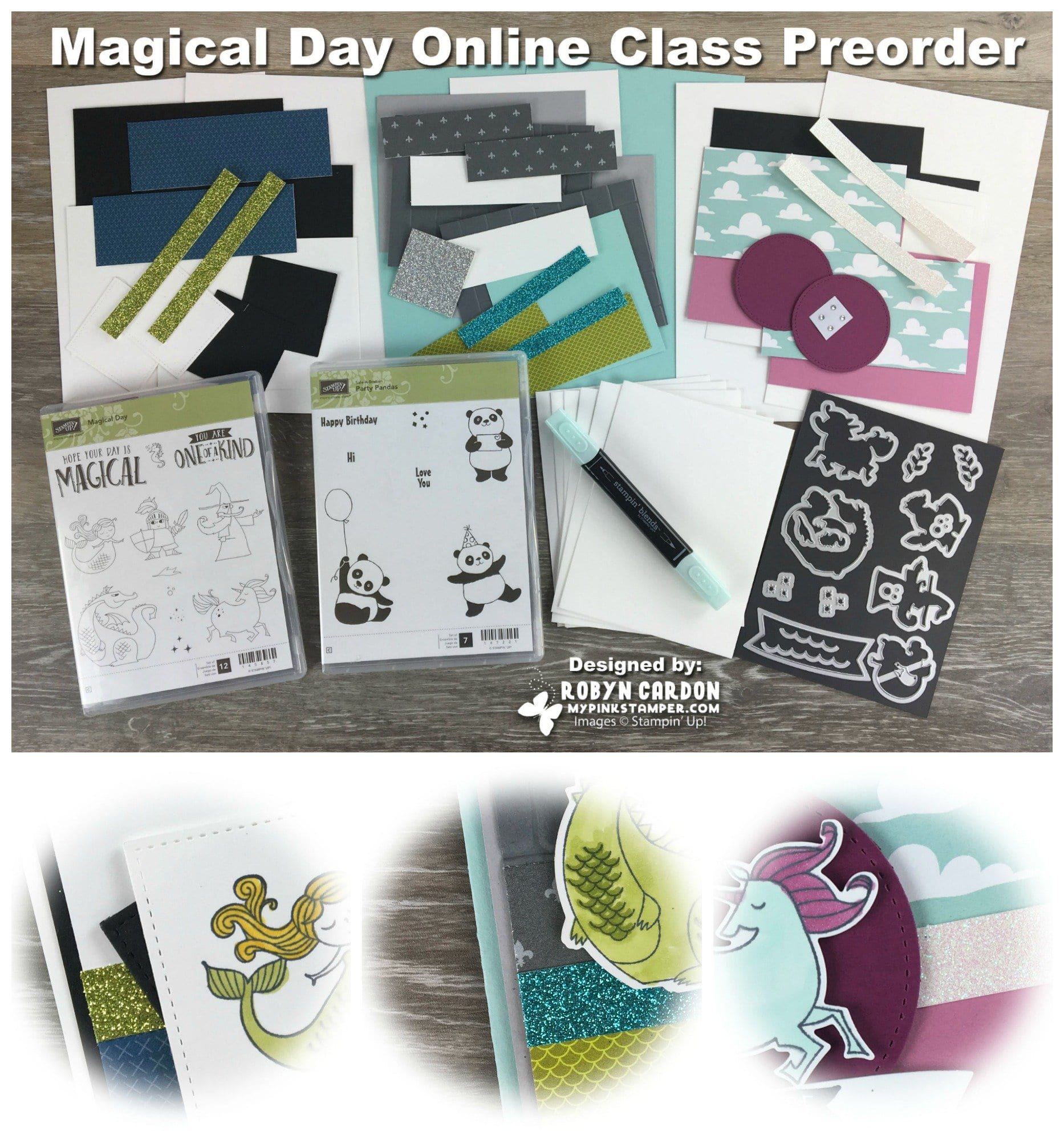 Magical Day Online Class Preorder