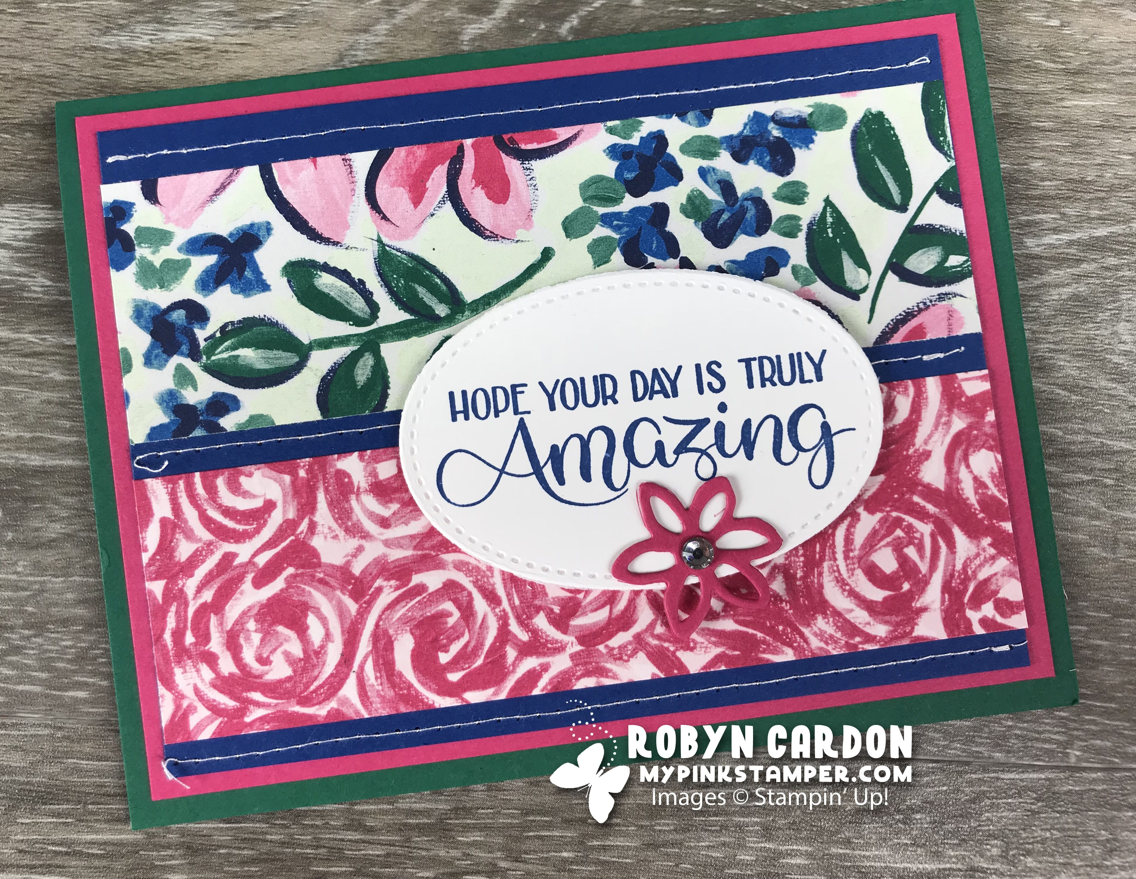 Days 28, 29, & 30 – A Card a Day in May