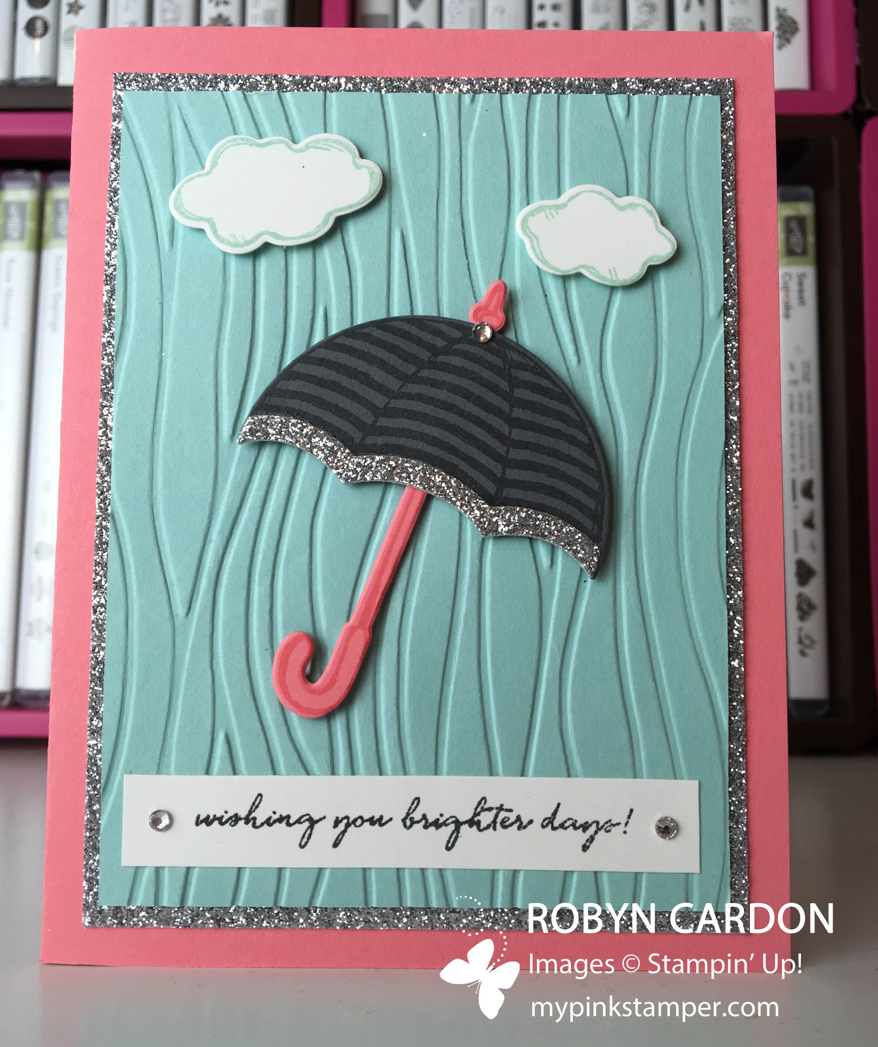 Day 9 & 10 – A Card a Day in May Giveaways & Winner!