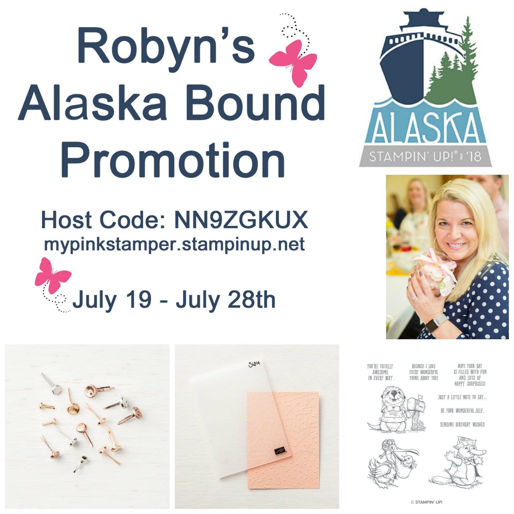 Alaska Bound Winners!