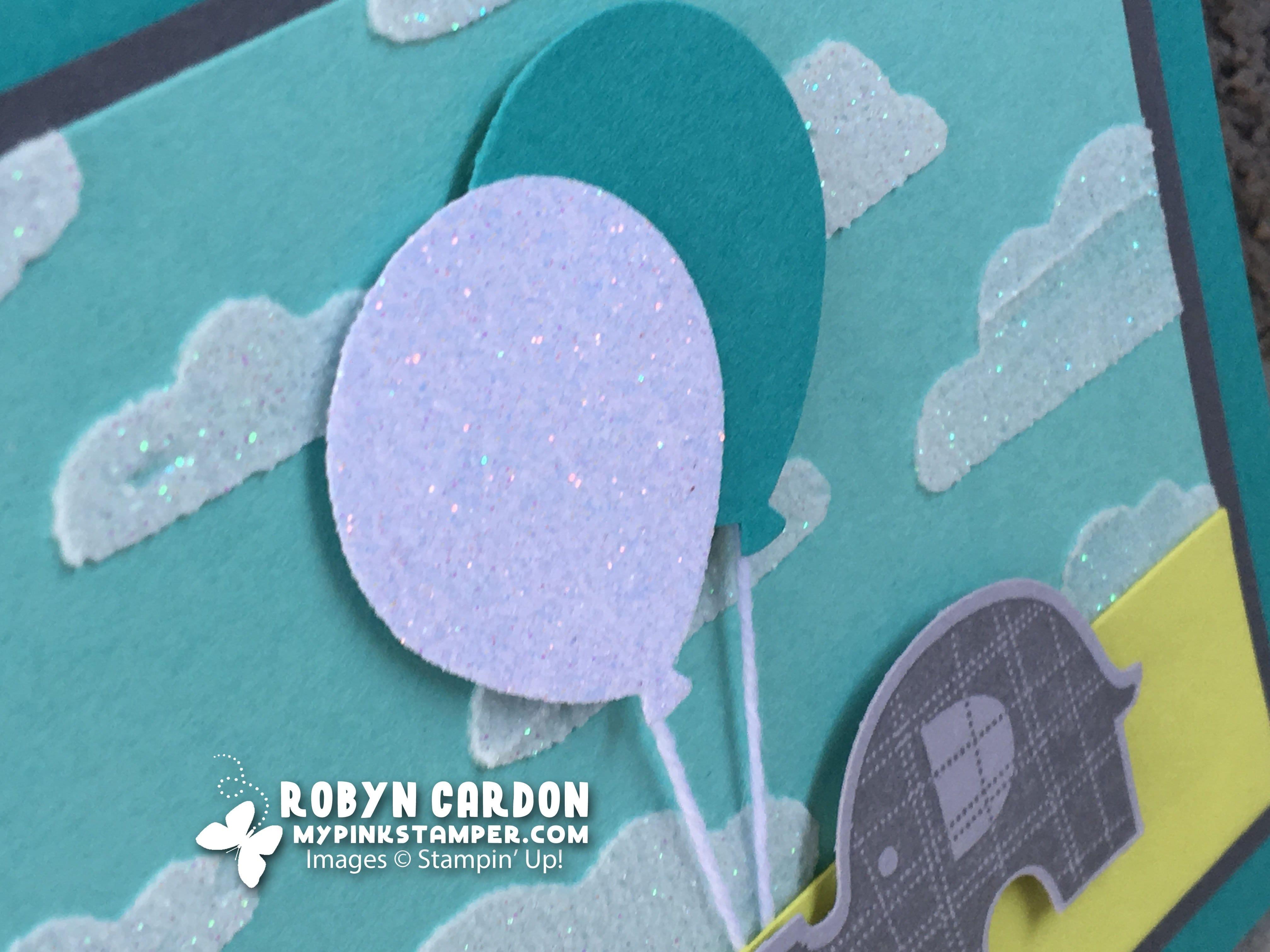 Episode 646 – Little Elephant Shimmer White Embossing Paste Video Tutorial