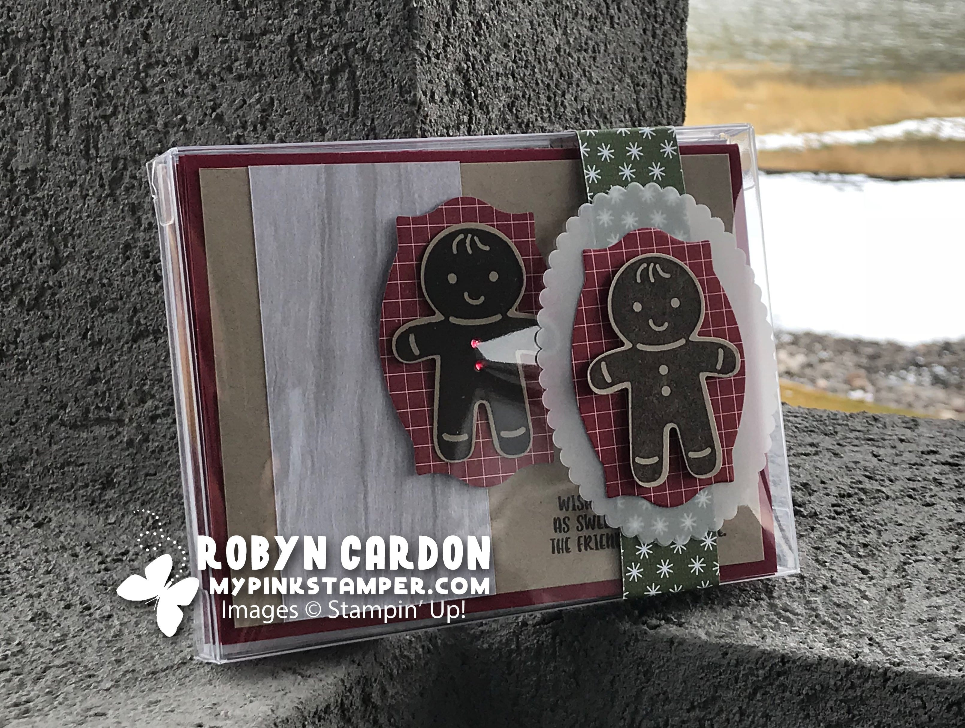 Day 2 – 12 Days of Christmas – Cookie Cutter Christmas Cards