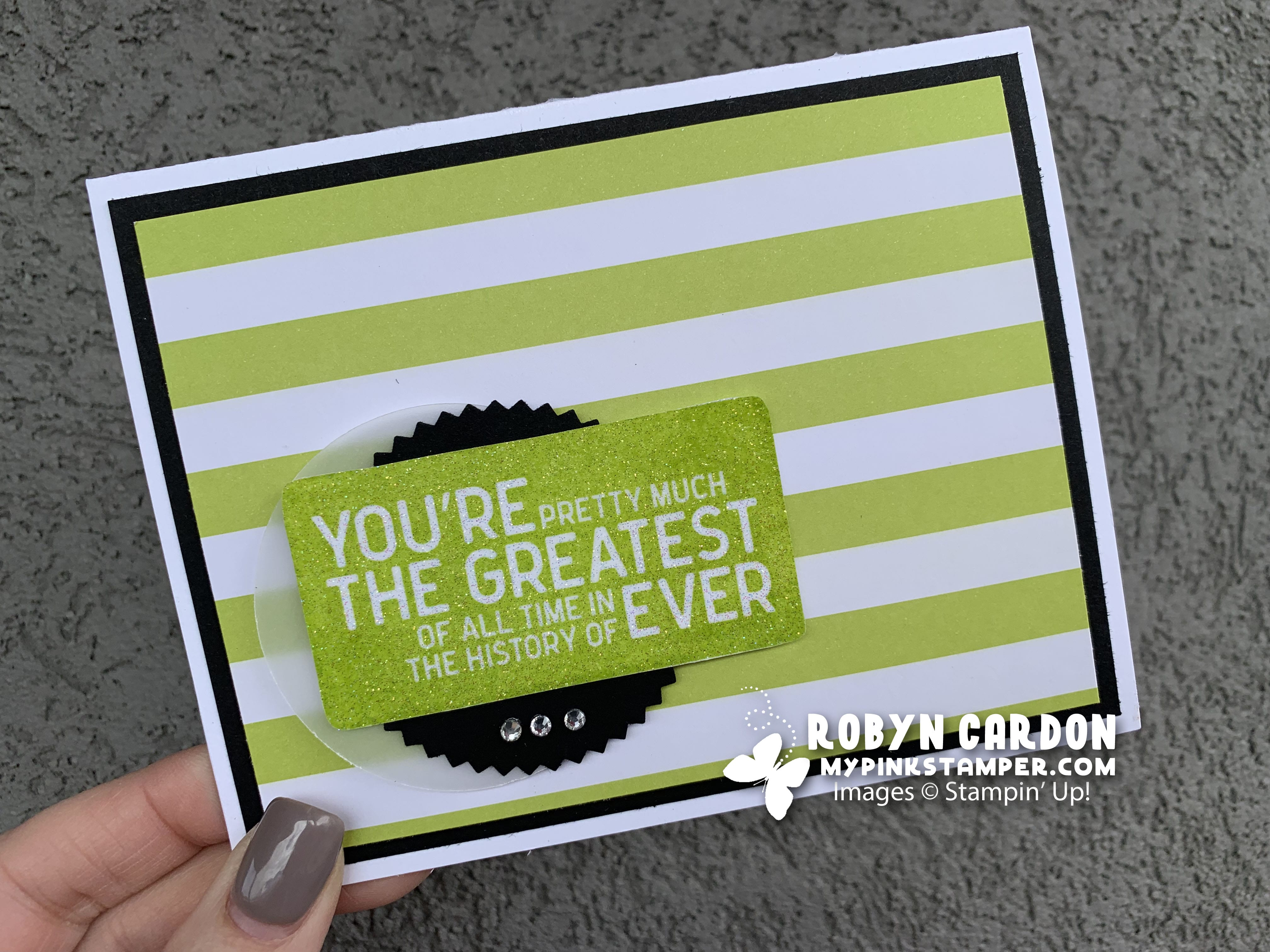 Stampin' Up! Calls for a Celebration Video Tutorial – Episode 683