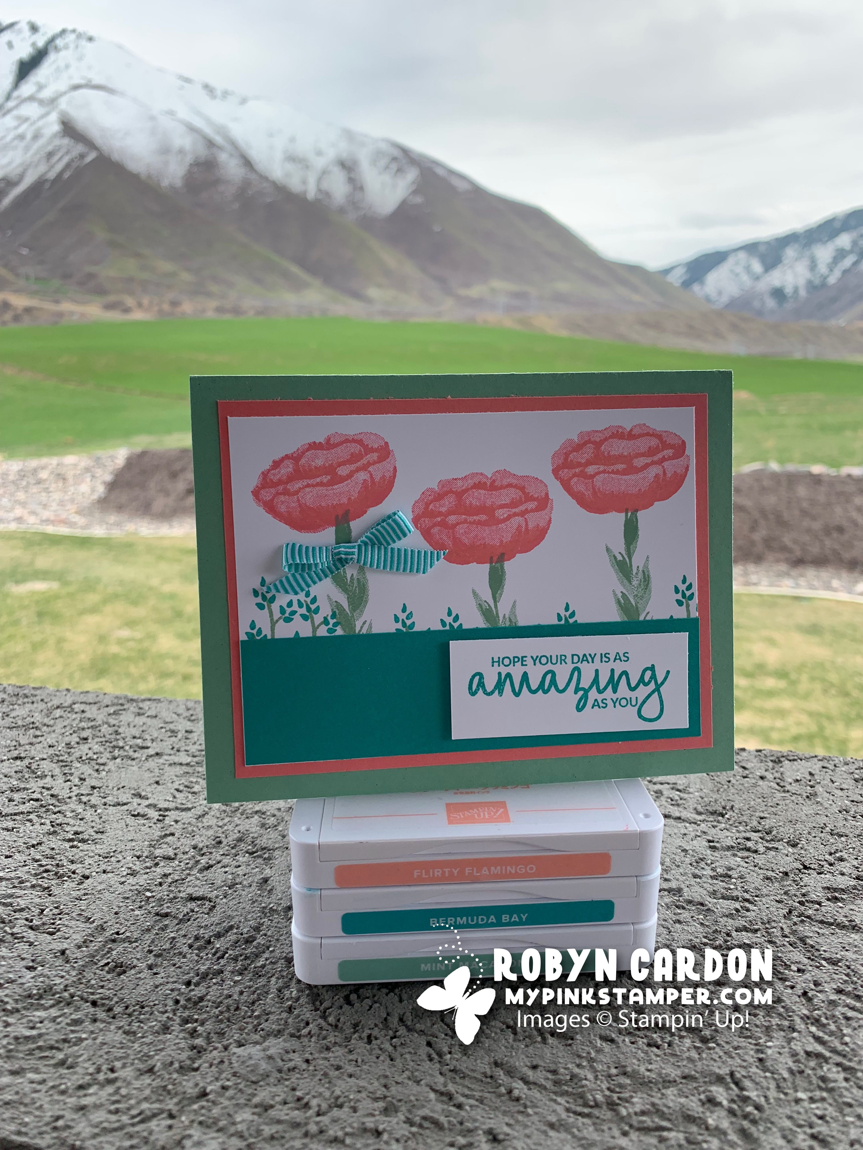{VIDEO}Episode 692 – Stampin' Up! Incredible Like You Bright & Fun Tutorial!