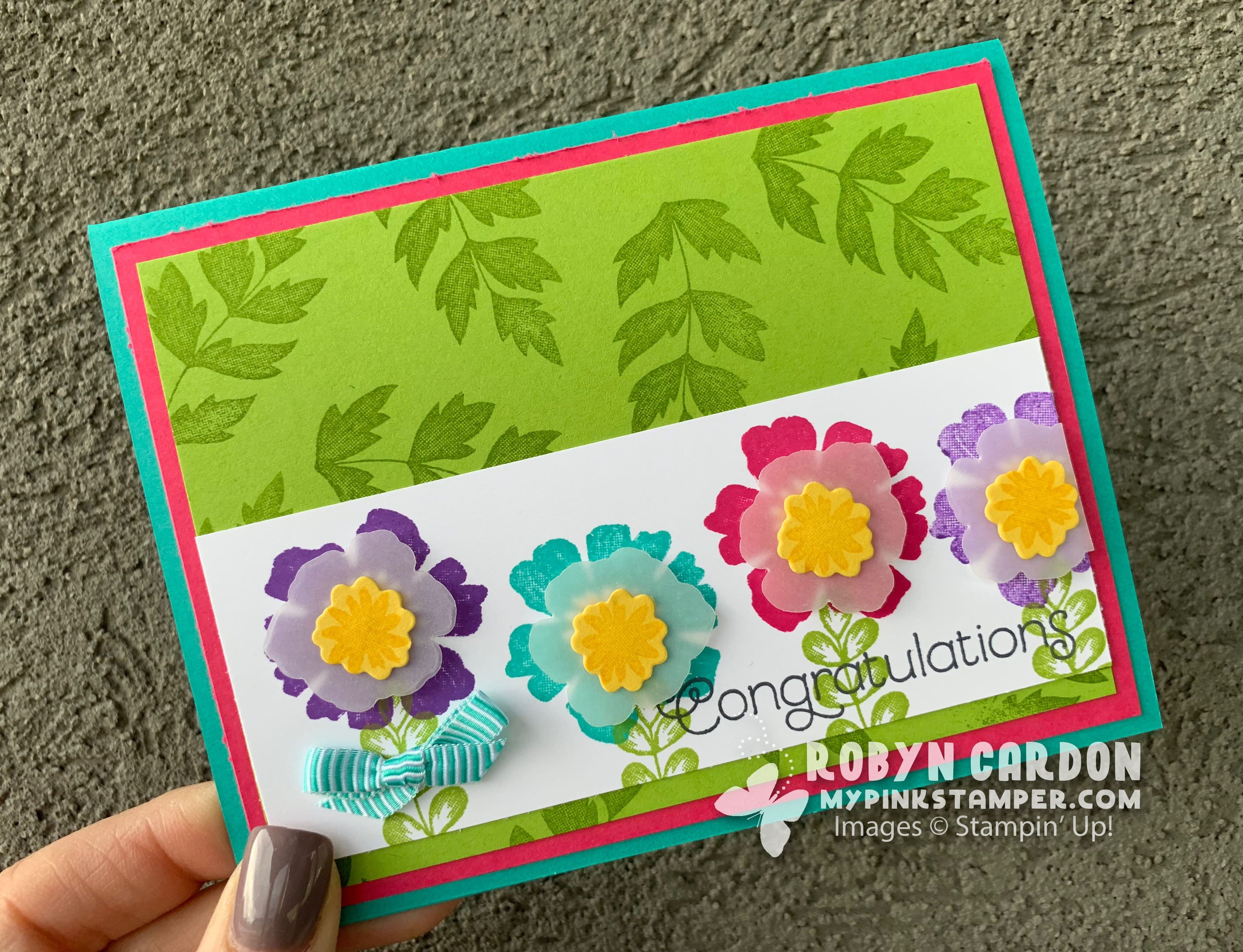 {VIDEO}Episode 700 and Days 7 & 8 – A Card a Day in May Giveaways & Winner!