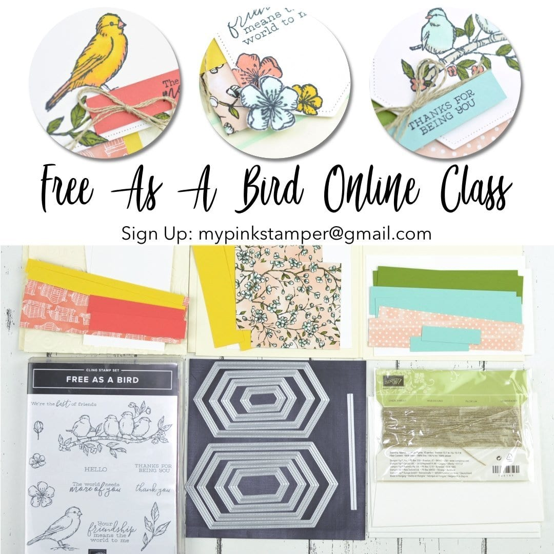 {NEW}Free as a Bird Online Class Preorder Now Open (Limited Time!)