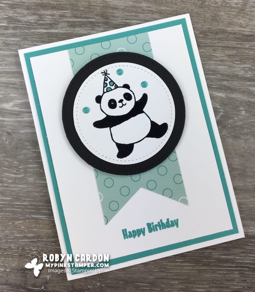 {SPOTLIGHT}Stampin' Up! Leave a Little Sparkle Stamp Set & My Pink Candy Giveaway