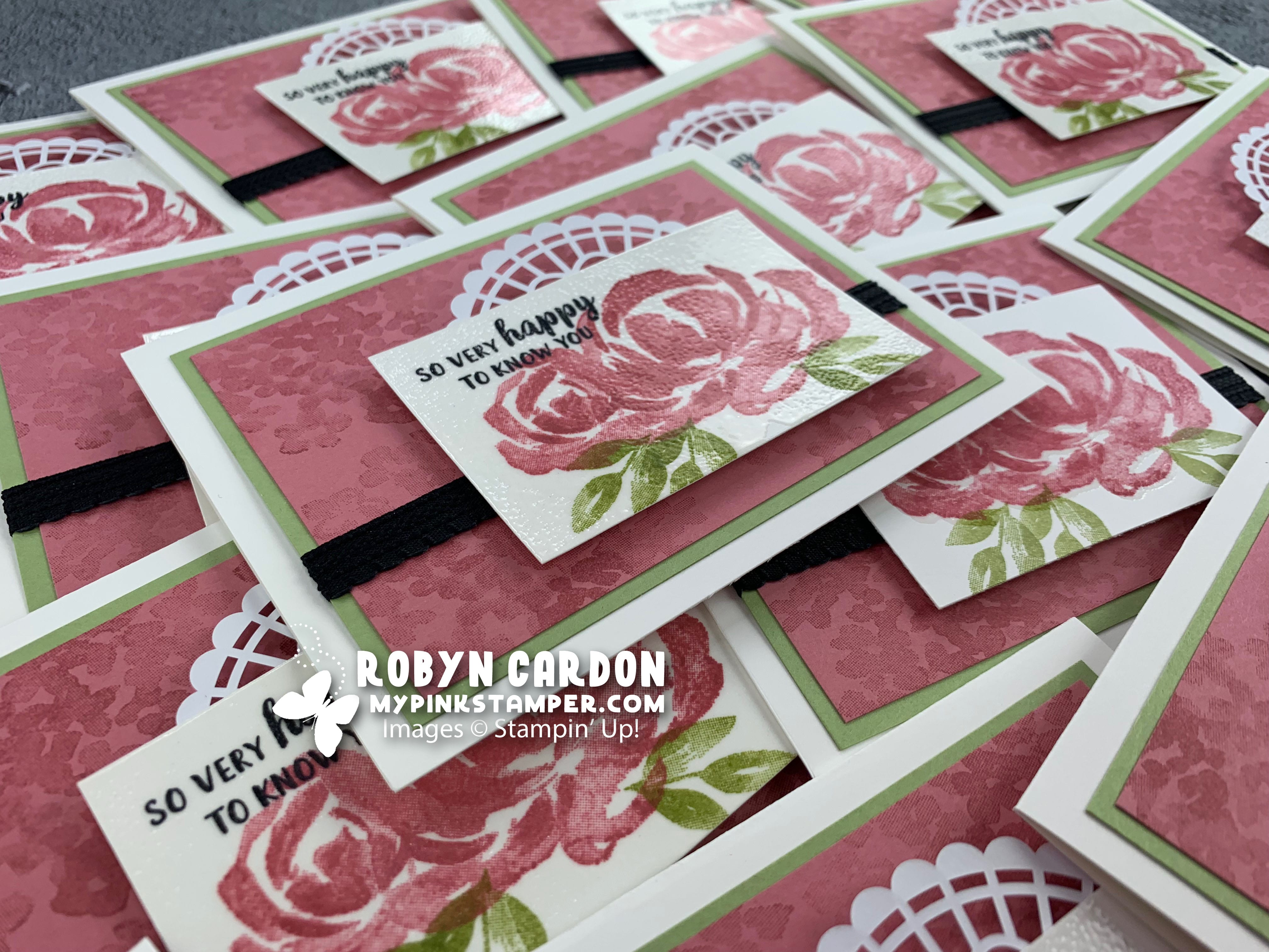 Day 5 – Blog-tober & Block-tober {VIDEO}Stampin' Up! Beautiful Friendship