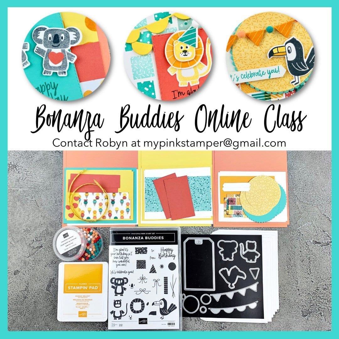 {NEW}Bonanza Buddies Online Class Preorder
