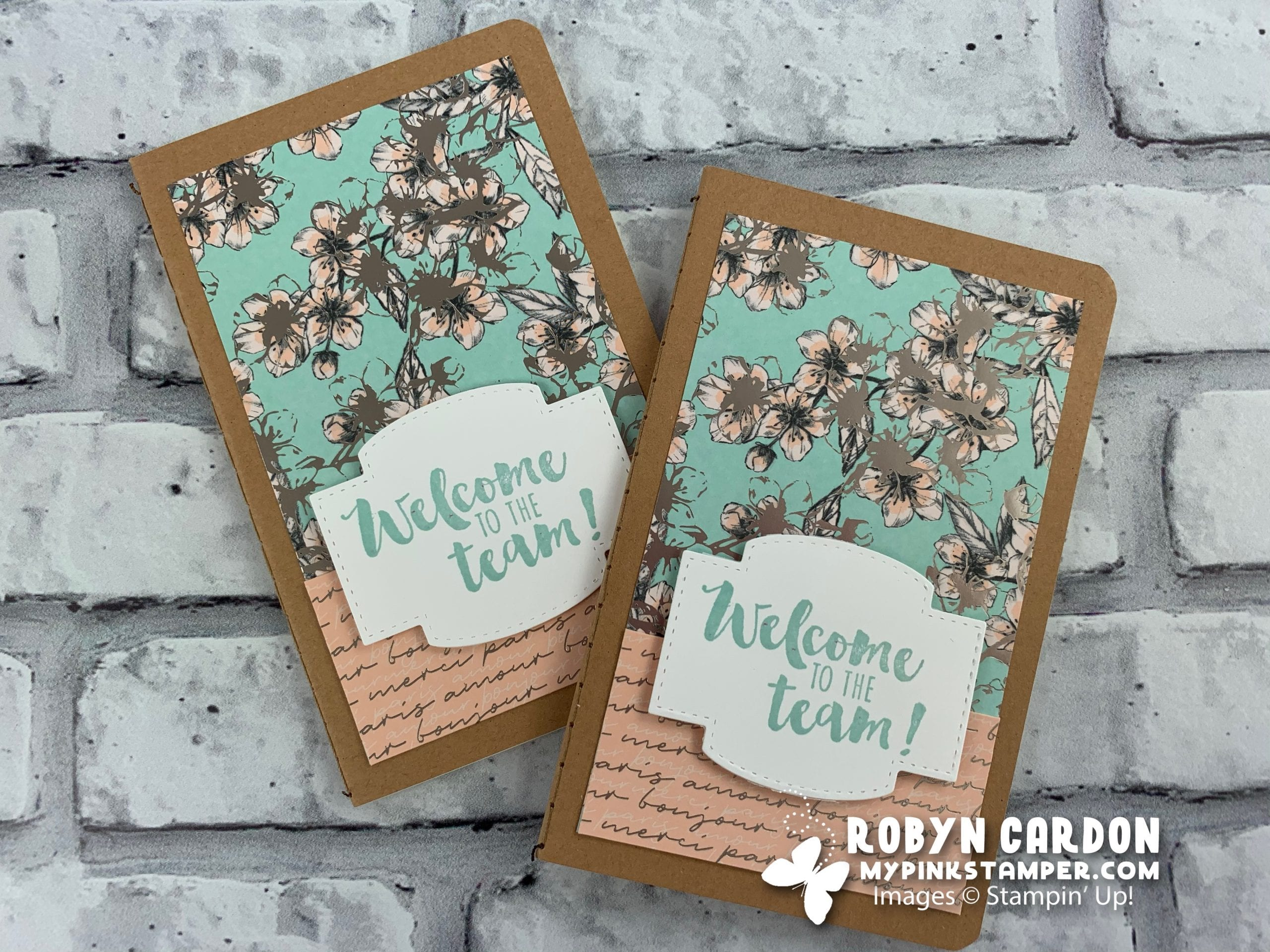 {VIDEO}Episode 772 – Stampin' Up! Forever Blossoms – Light Line Technique – Retired List & Week 4 of Promotion!