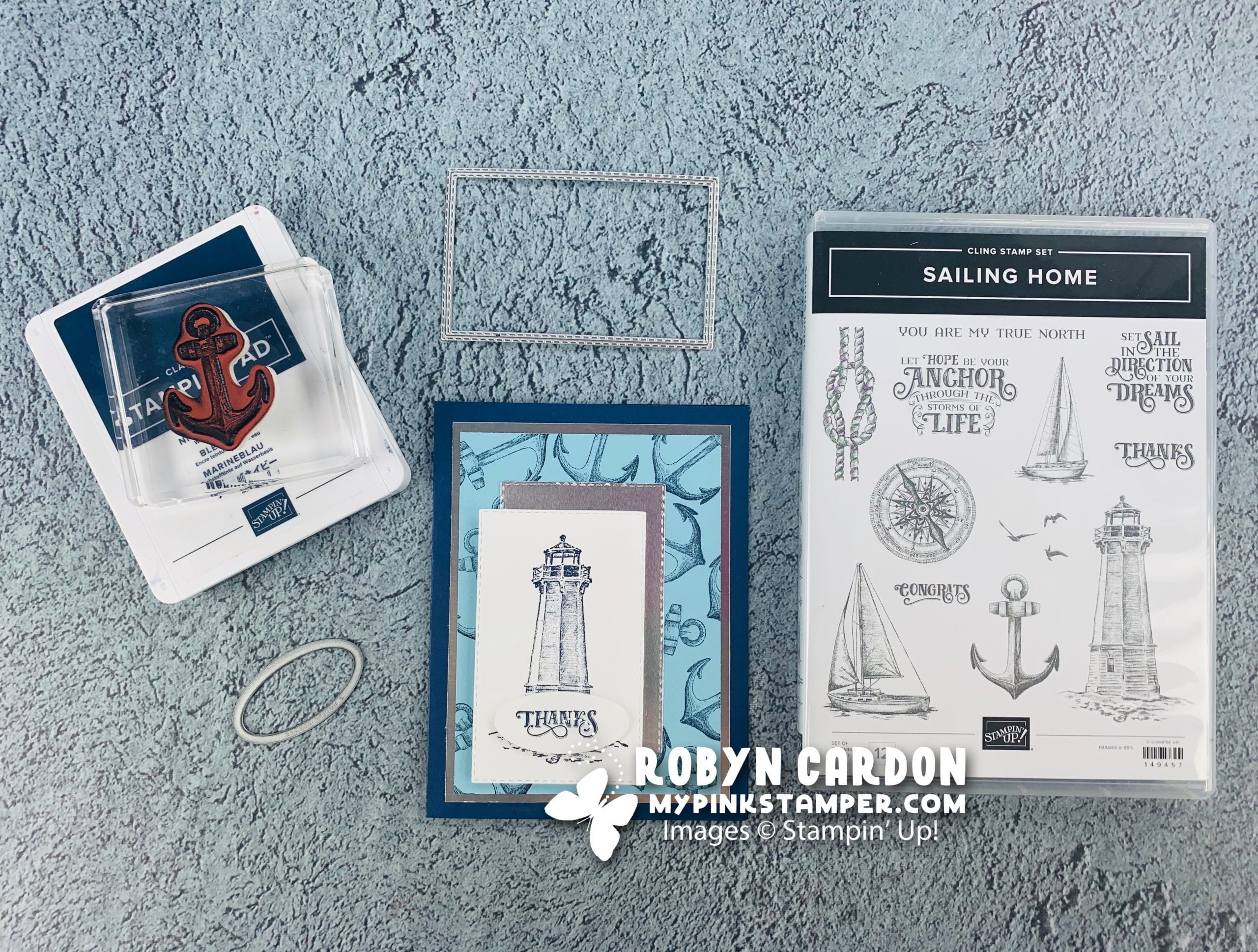 {VIDEO}Day 2 – A Card a Day in May Giveaway – In Every Season Stamp Set & Week 1 Promotion!
