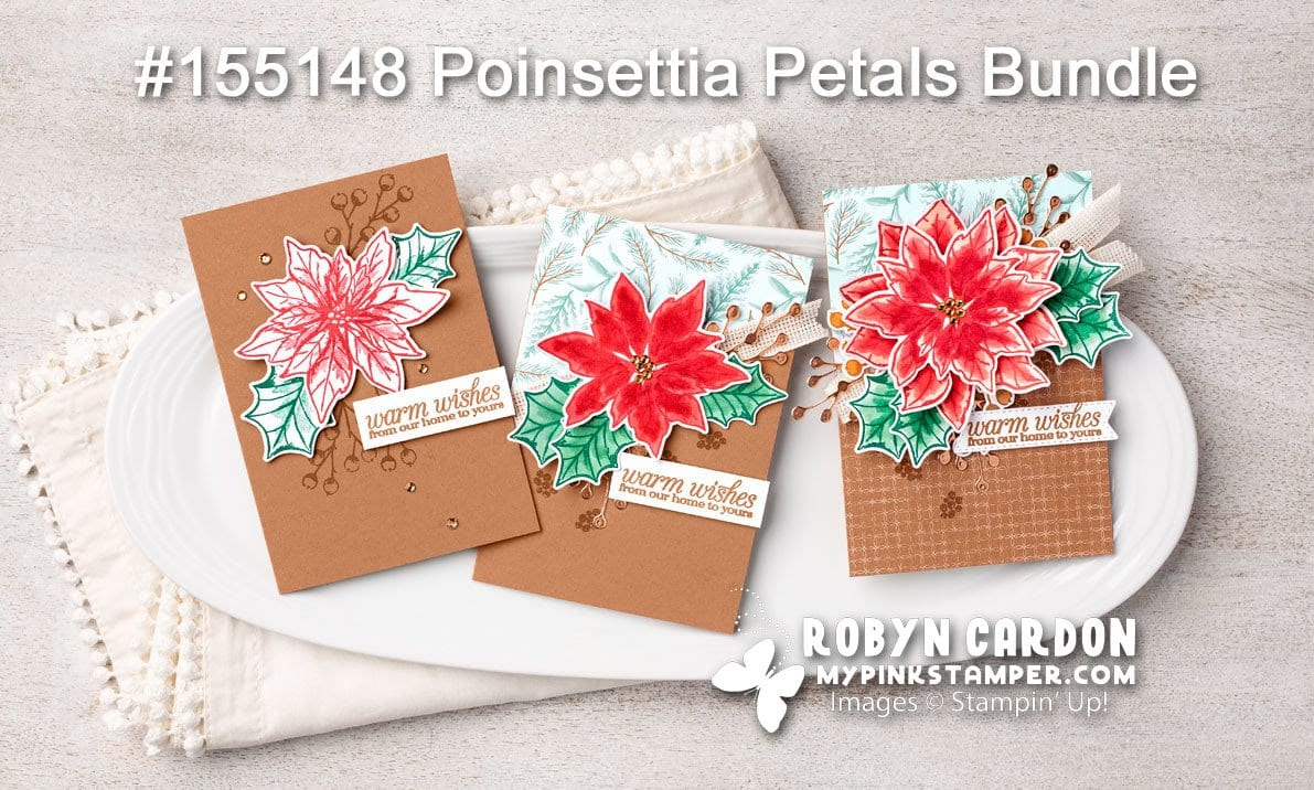 Week 2 – A September to Remember Promotion & Poinsettia Petals Spotlight