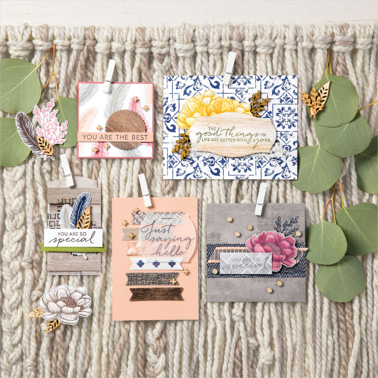 My Pink Candy Giveaway & Last Week's Winner plus a Goodie Bag w/ Stampin' Up! Sweet Strawberry!