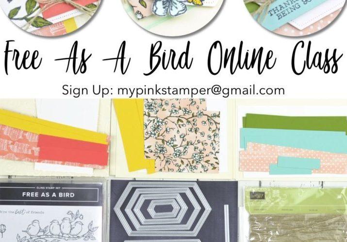 Free as a Bird Banner