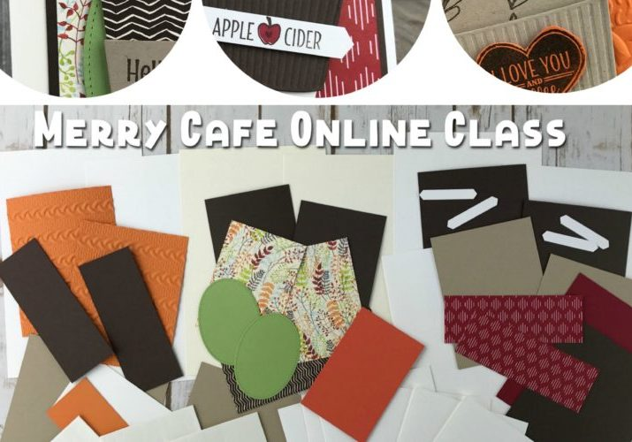 Merry Cafe Banner